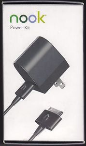Brand New SEALED Box Nook HD HD Charger Cable Power Kit Immediate Shipping