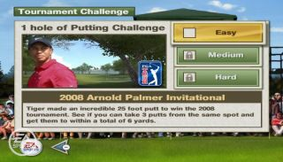 Nintendo Wii Tiger Woods PGA Tour 10 Golf 014633190199