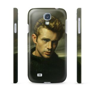James Dean Painting Hard Cover Case for iPhone Android 65 Other Phones