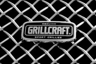 Grillcraft Lin 3102 SW 03 06 Lincoln Navigator Grille Truck SUV Grill SW Series