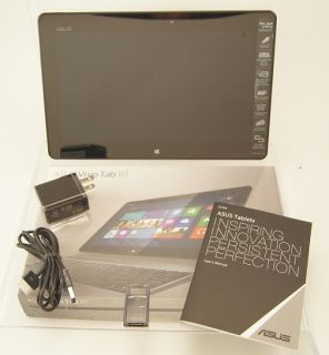 Used Asus Vivotab RT TF600T B1 GR 10 1 in 32GB Tablet Gray