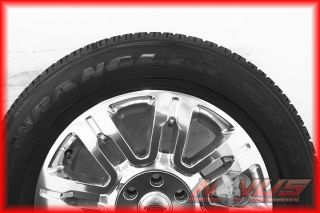 "New 20"" Ford F150 Platinum Expedition FX4 Wheels Goodyear Tires 18 22 Polished"