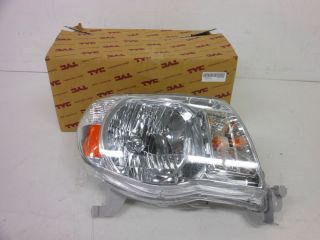 TYC 20 6577 00 Toyota Tacoma Passenger Side Headlight Assembly
