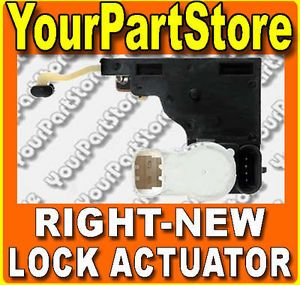 Chevy GMC Truck GM Cars Power Door Lock Actuator Right