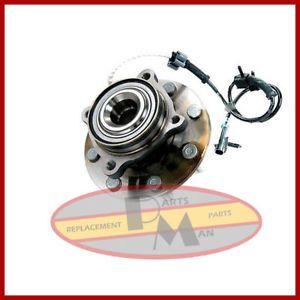 Front Wheel Bearing Hub Assembly Fits GMC and Chevy Chevrolet New 2WD 4W