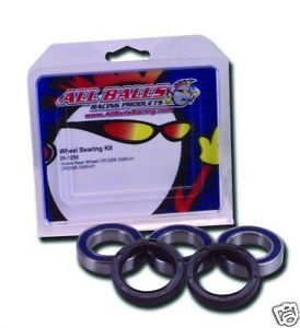 All Balls Front Wheel Bearing Seal Raptor 660R 660 700 YFZ450R YFZ450X YFZ450