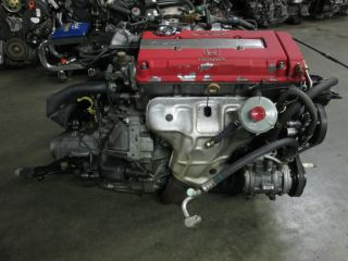 Honda Civic JDM B16B Type R EK9 Engine Motor Japanese Imported Used B16 CTR