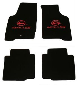 Lloyd 4pc Floor Mat Set 2006 2011 Chevrolet Impala
