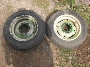 John Deere Tires and Rims