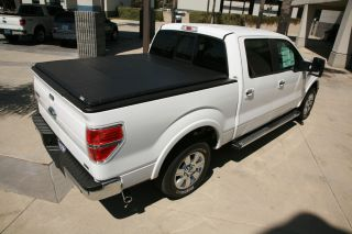 2001 2003 Ford F 150 Crew Cab 5 5' Bed Snap Tonneau Truck Cover