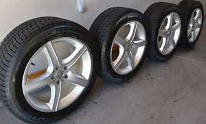 4 Winter Snow Tires Wheels Michelin x Ice 3 Only Used 3 Months