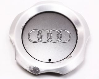 One Alloy Wheel Center Cap 03 05 Audi Allroad Genuine OE 4Z7 601 165 A