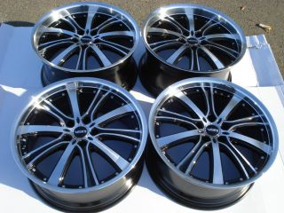 19 Staggered 350Z 370Z G35 G37 Supra Ford Mustang GT Cobra Saleen 5 0 Wheels Rim