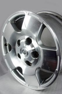 "Alloy 2007 2011 18"" Toyota Tundra Sequoia Wheels 69516 426110C080"