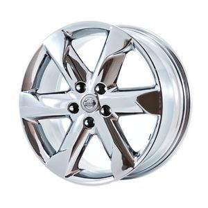 4 Nissan Murano Chrome Wheels Rims Factory Exchange 18
