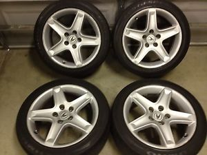 Acura 17 Alloy 96 08 3 2 TL Wheels Rims Tires CL Accord RSX TSX Type s Honda