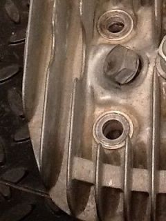 1984 FL250 Honda Odyssey Engine Cylinder Head Genuine Off Road Honda Parts