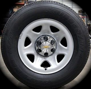 "New 2014 Chevy Silverado GMC Sierra 1500 Factory 17"" Wheels Rims Tires Free SHIP"