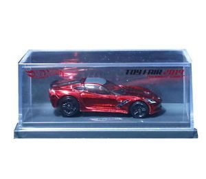 2014 Toy Fair Hot Wheels 2014 Corvette Stingray Diecast 1 64 Limited Edition