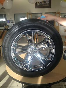 Dodge Charger OEM Wheels