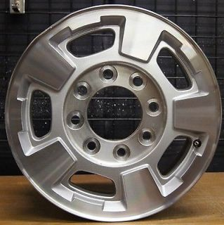 Chevy Silverado GMC Sierra 2500 3500 HD 17 Factory Wheel Rim 2011 13 5500 4