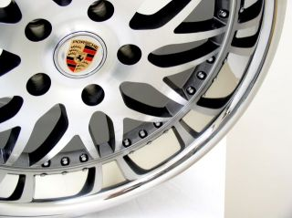 "22"" Porsche Wheels Rim Tires Panamera 4S Cayenne Turbo"
