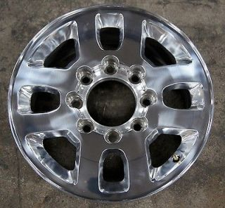 "Chevy Silverado 2500 3500 8 Lug 18"" Factory Wheel Rim 11 14 5502 1"