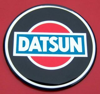 Datsun Nissan Wheels Rims Emblems Decals 240Z 280z Door Panels Z Truck Roadster