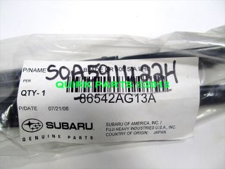 2005 2009 Subaru Legacy LH Driver Side Windshield Wiper Blade w Spoiler New