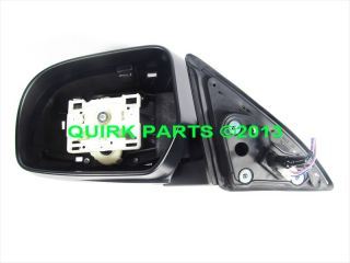 2012 Subaru Legacy Outback 4 Door Left Hand Driver Side Mirror Housing New
