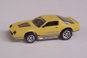 1986 IROC Chevy Camaro Hot Wheels Car Le Pro Circuit Wheels