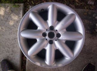 "Mini Cooper s Clubman 17""Factory Wheel Rim 2002 04 06 07 09 10 11 12 59364"