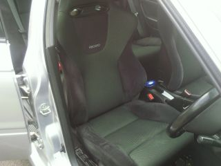 Tailored Protective Recaro Seat Cover Accord Type R Honda