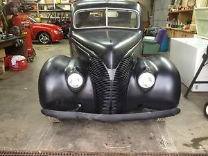 1939 Ford Sedan Rat Rod Street Rod Hot Rod