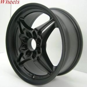 1 Rota Auto x 15x6 5 4x100 ET40 Flat Black Rims Wheels