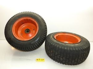 Economy Jim Dandy Power King 1614 Tractor Carlisle 16x6 50 8 Front Tires Rims