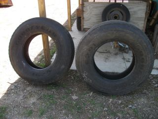 Good Year Semi Truck Steering Tires