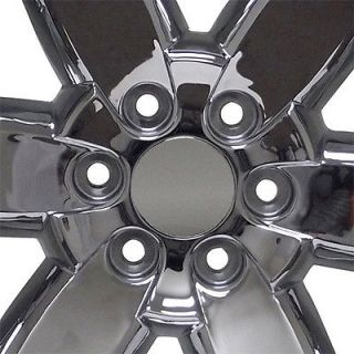 20 inch GMC Truck Chrome Rims Wheels Tires Yukon Denali Sierra