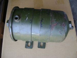 Military Dodge WC M37 Scout Car Truck Jeep Willys MB M38 Oil Filter Canister
