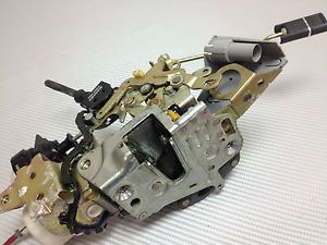 Mercedes W140 Right Front Door Latch Lock Actuator Catch Assembly Mechanism R