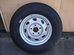 235 70 15 Uniroyal Laredo Spare Tire Rim Wheel 4WD Chevy S10 Truck Blazer Jimmy