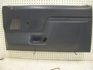 Door Trim Panel Interior Ford Pickup Truck Bronco F150 Passenger Side Right RH
