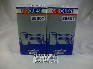 CarQuest 85607 Engine Oil Filter Truck Dodge RAM A Lot of 2 Oil Filters