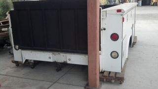 Truck Tool Box Truck Utility Bed with Liftgate
