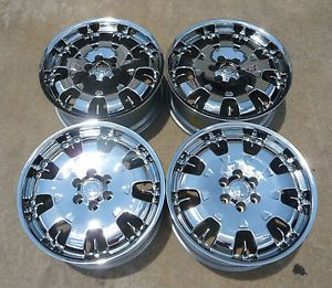 "2007 2013 Cadillac Escalade 22"" Factory Chrome Wheels 5411"