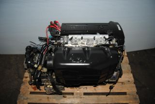 JDM Toyota 4AGE Black Top Engine 20VALVE Corolla Levin AE111
