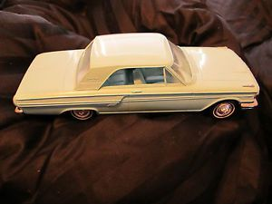 1964 Ford Fairlane 500 Dealer Promotional Model Car Promo 2 Door Friction RARE