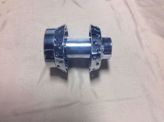 "Harley Davidson 21"" Chrome Wheel Hub"