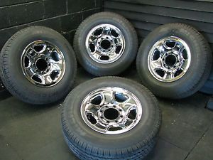Dodge 8 Lug Wheels Tires