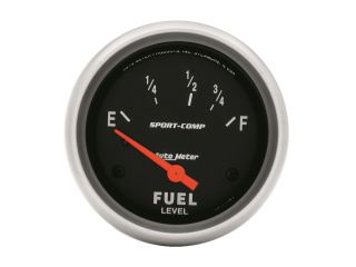 Auto Meter 3515 Sport Comp Electric Fuel Level Gauge